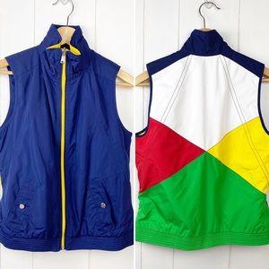 Women's Lauren Ralph Lauren Reversible Vest Coat